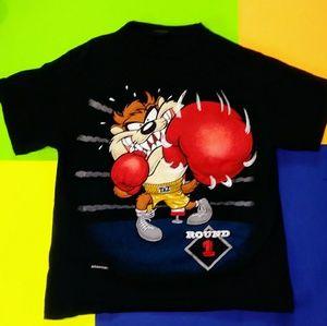 Taz Boxing Graphic T-shirt